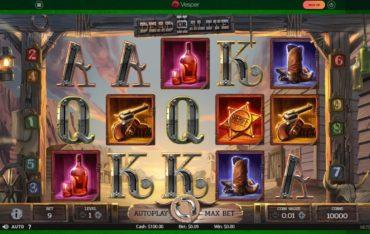 Game Play at Vesper Casino