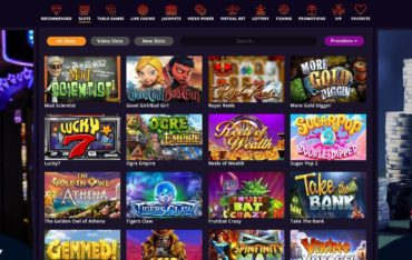 Games at Casino765