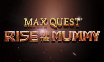 Max Quest Rise of the Mummy Slot