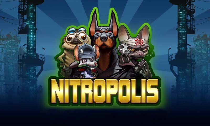 Nitropolis Slot