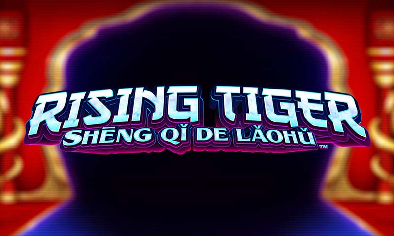 Rising Tiger Sheng qi de Laohu Slot