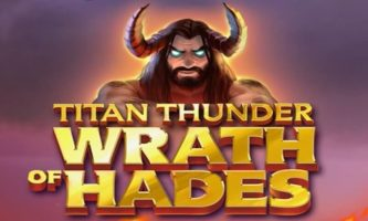 Titan Thunder Wrath of Hades Slot