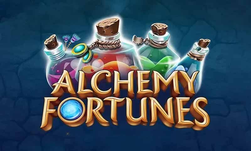 Alchemy Fortunes Slot