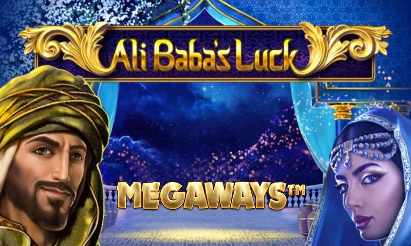 Ali Baba's Luck Slot Megaways