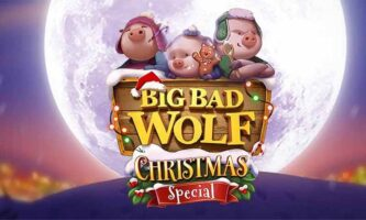Big Bad Wolf Christmas Special Slot