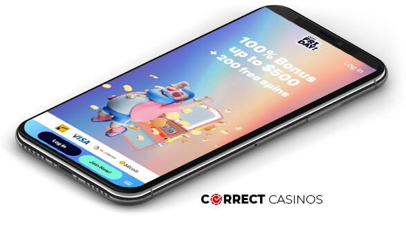 Casino Friday - Mobile Version