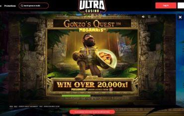 Game Play at Ultra Casino