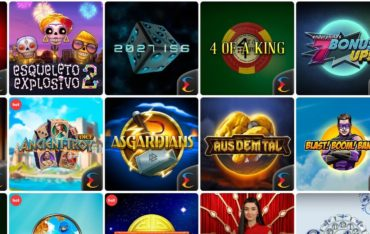Games at InstantPay Casino