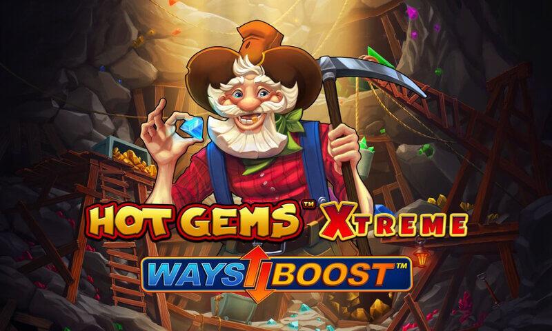 Hot Gems Extreme Slot