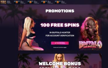 Promotions at DLX Casino