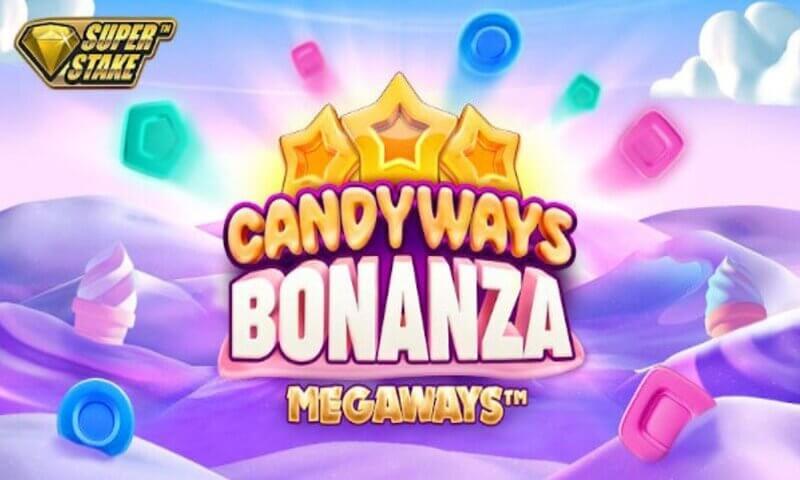 CandyWays Bonanza Megaways Slot