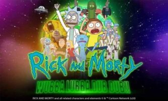 Rick and Morty Wubba Lubba Dub Dub Slot
