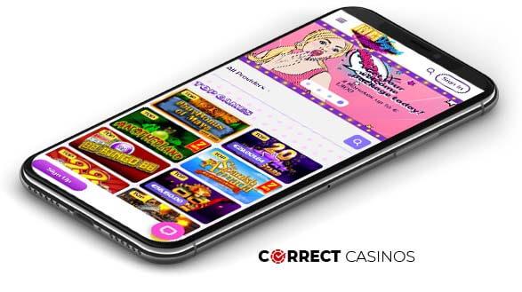 Kim Vegas Casino - Mobile Version