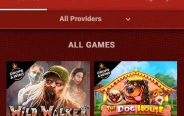 Rant Casino - Mobile Version
