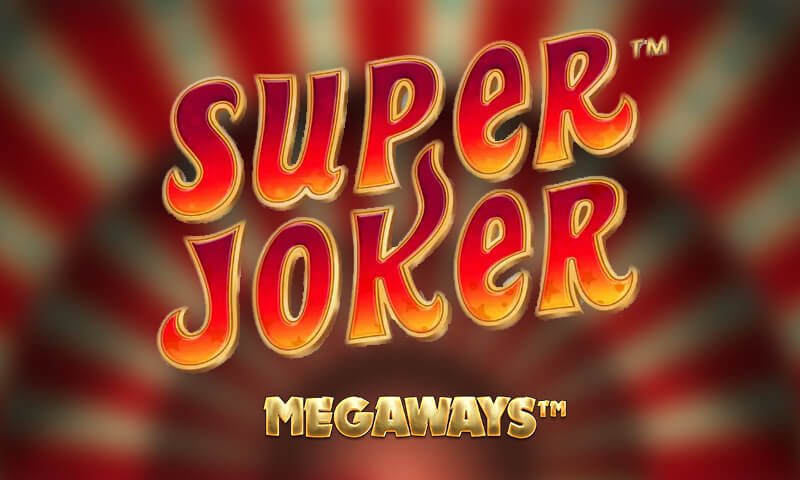 Super Joker Megaways Slot