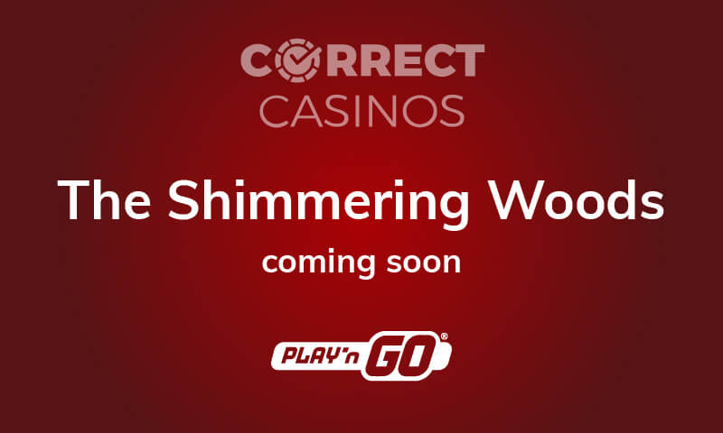 The Shimmering Woods SLot-01