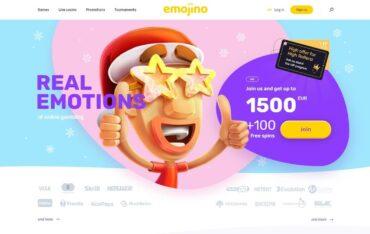 Emojinocom - Website Review