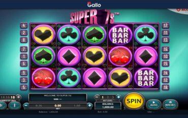 Game Play at Gallo Casino