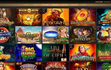 Games at Aurum Palace Casino