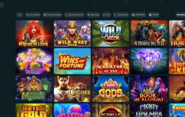 Games at Roku Casino