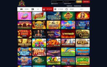 Games at WinWindsor Casino