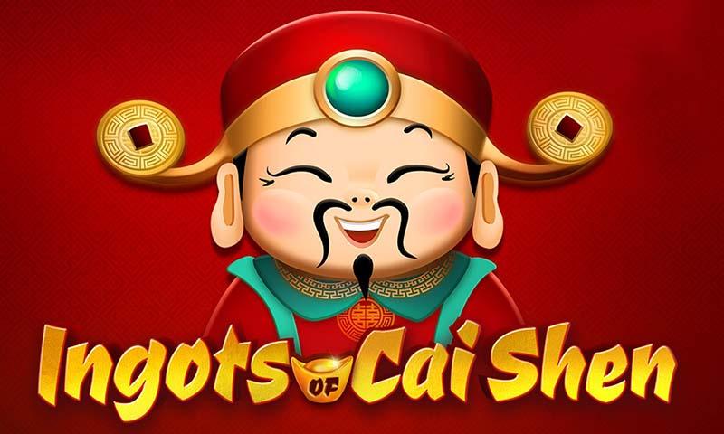 Ingots of Cai Shen Slot