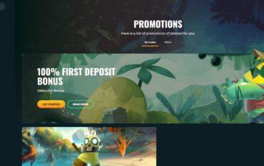 Promotions at Roku Casino