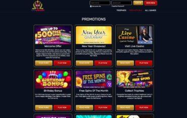 Promotions at WinWindsor Casino