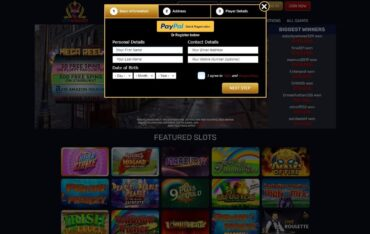 Sign Up at WinWindsor Casino