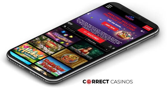 Spades Planet Casino - Mobile Version