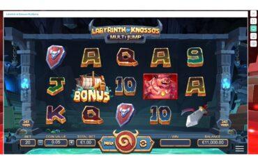 Game Play at Winning Days Casino