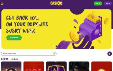 casiqo.com - Website Review