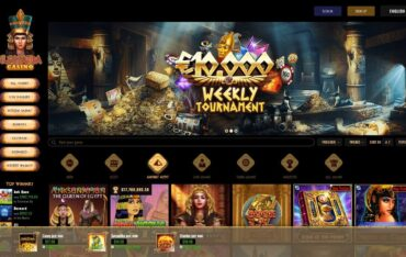 Cleopatracasinocom - Website Review