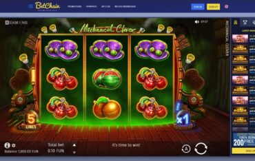 Game Play at BetChain Casino