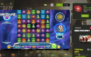 Game Play at Fresh Casino