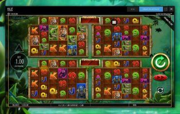 Game Play at Nile Casino