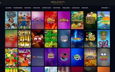 Games at Gold Win Casino