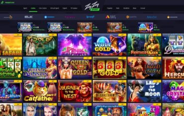 Games at ZigZagSport Casino