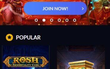 Gold Win Casino – Mobile Version