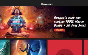 Promotions at Casino Masters