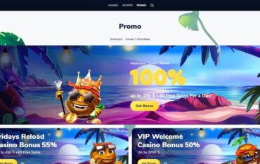 Promotions at Cocos Casino