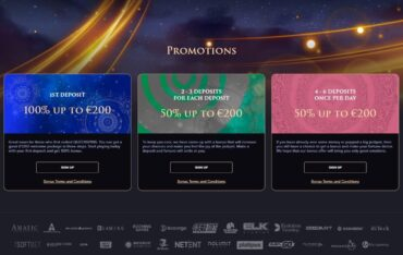 Promotions at QueenSpins Casino