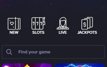 QueenSpins Casino - Mobile Version