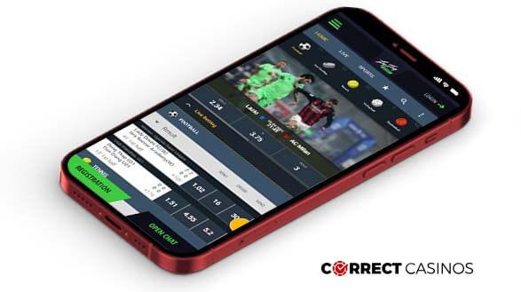 ZigZagSport Casino - Mobile Version