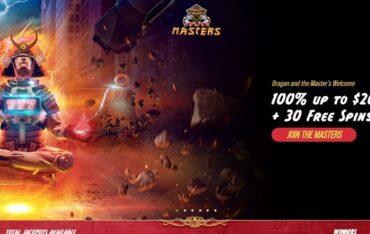 casinomasterscom - Website Review