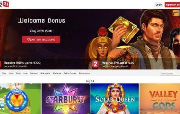 lucky31com – Website Review
