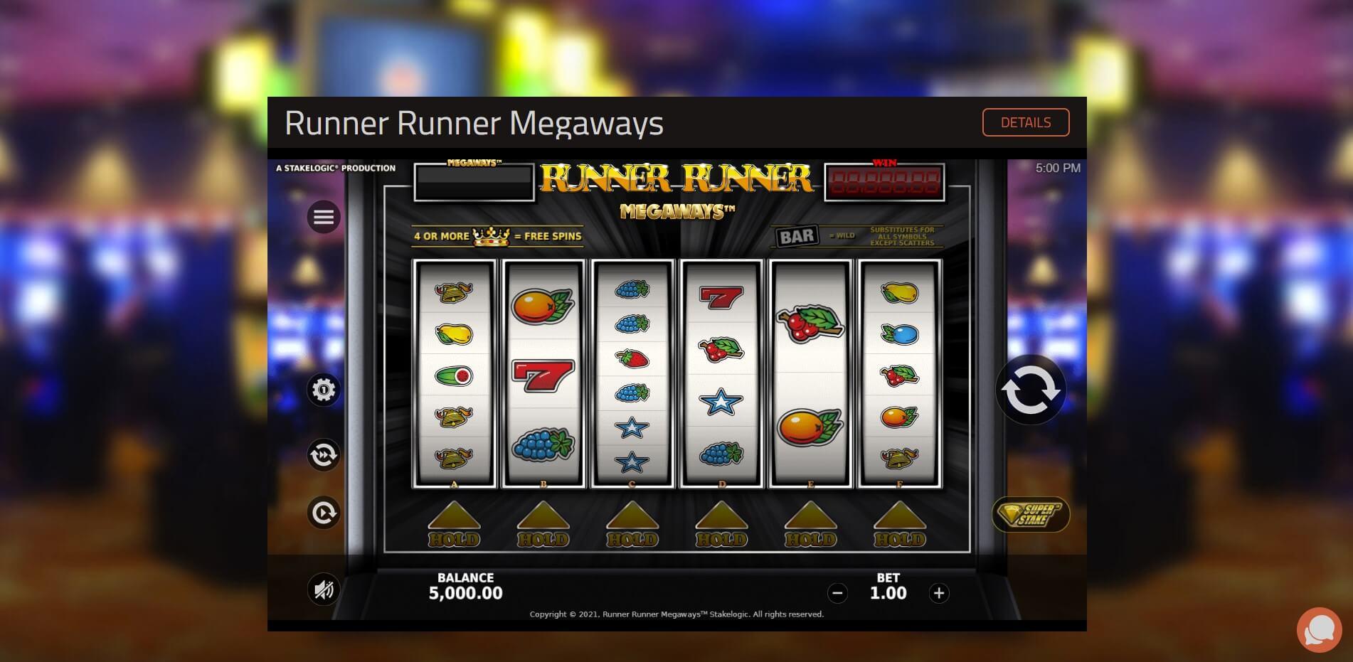 Game Play at 777Bay Casino