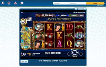 Game Play at LuckyBull Casino