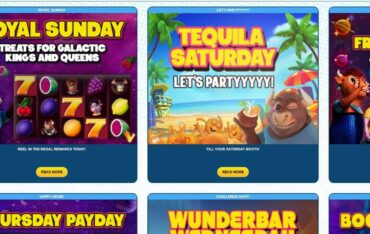 Promotions at LuckyBull Casino