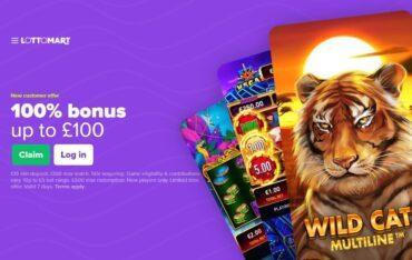 lottomartcom - Website Review
